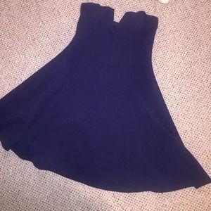 H&M Strapless Cocktail Dress